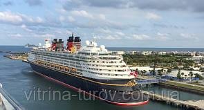 Круизная компания Disney Cruise Line впервые посетит Бермудские острова и провинцию Квебек в Канаде.