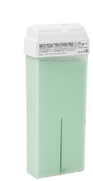 Воск для депиляции кассетный, Италия, зеленое яблоко, 100 мл