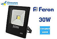 Прожектор светодиодный 30W Feron LL-838 6400К (Холодный)