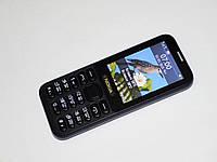 Телефон NOKIA Asha 215 Black- 2Sim+Cam+BT+FM / Мобильный телефон