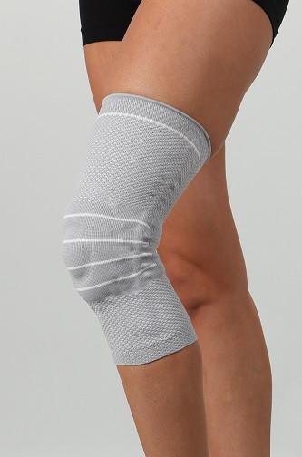 Бандаж для коленного сустава (с силиконовым кольцом) неопреновый