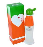 Женская туалетная вода Moschino Cheap & Chic L`eau (Москино Чип Энд Чик Льо) аромат духи