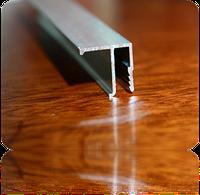 Профиль алюминиевый потолочный F-образный