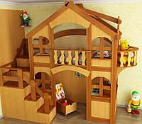 """Спальня детская """"домик гномика"""""""