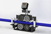 Измеритель длины кабеля МЕТРАЖ 50-4T с 4-роликовой клетью с передними откидными роликами