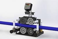 Измеритель длины кабеля МЕТРАЖ 50-СВ с роликовой клетью с самосводящимися откидными роликами
