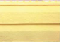 Сайдинг ROYAL Grandform Корабельная доска (желтый)