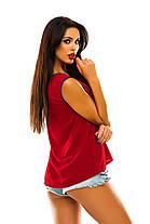 Ж120 Майка -блуза, фото 3