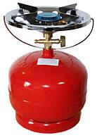 Газовый комплект кемпинг RUDYY  Rk-2 VIP 5 литров