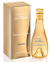 Женская парфюмированная вода Davidoff Cool Water Sensual Essence (Давидофф Кул Вотер Сенсуал Эссенс)
