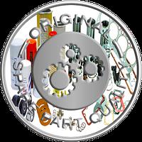 259257 диск маниту 8 отворів 240983 ( под шину 17,5-24) (Manitou)
