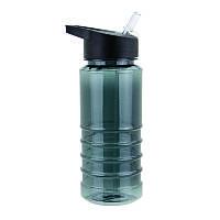 Пляшка для води, носік- трубочка, фото 1