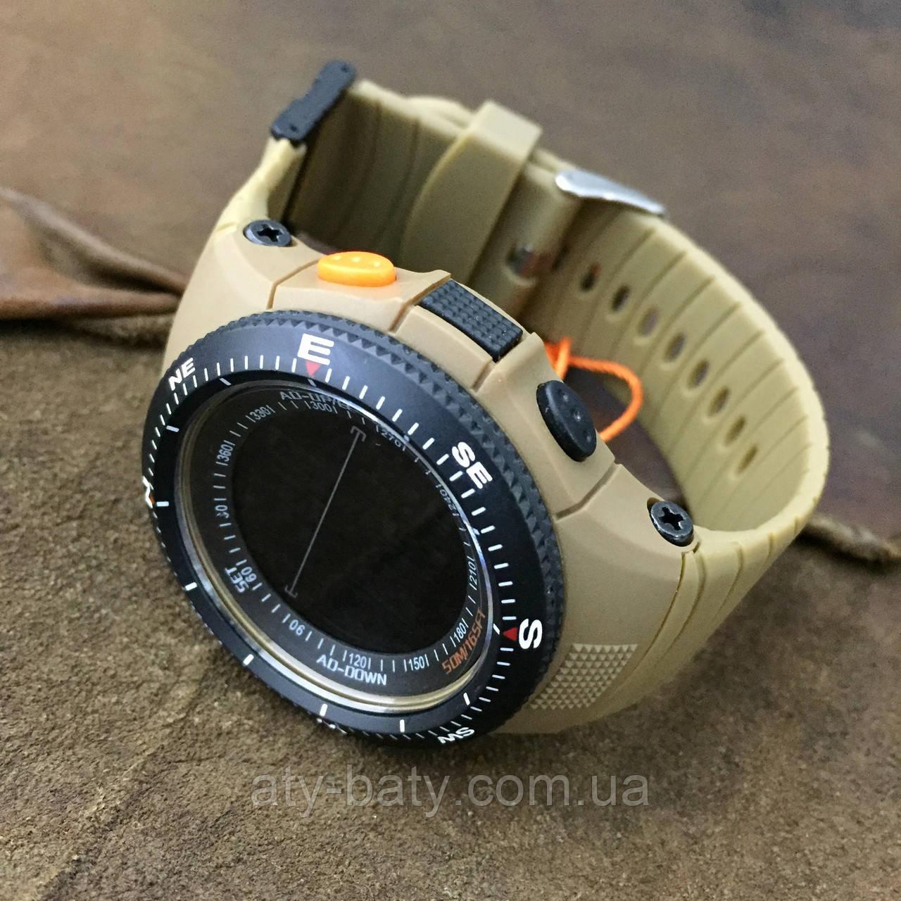 Тактические часы SKMEI 0989 (койот) - Интернет-магазин