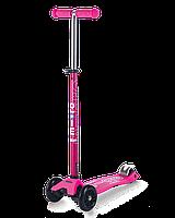 Самокат Maxi Micro Deluxe Shocking Pink T (MMD035), фото 1