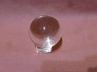 Стеклянный шар на подставке 4,5 см диаметр