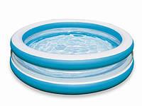 Детский надувной бассейн Swim Center Intex 57489 203*51 см