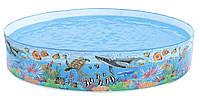 Бассейн Intex 58472 детский каркасный коралловый риф  (244 х 46 см)