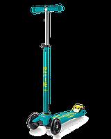 Самокат Maxi Micro Deluxe Petrol Green T (MMD045)