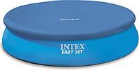 Тент защитный для надувного бассейна диаметром 305 см Intex 28021 ZN
