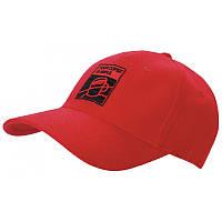 Кепка CoFEE CO-FIT-4048, красная, от 10 шт