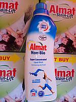 Жидкий порошок  концентрат для стирки детского белья Almat Non-Bio 28 стирок