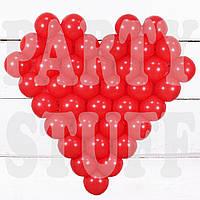 Матрица для воздушной фигуры из шаров, сердце, фото 1