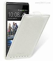 Чехол Melkco Jacka Premium Leather Case для HTC Desire 600 white