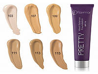 Тональный крем Flormar Pretty Ideal Balance Foundation (Флормар Прити Идеал Баланс Фаундейшн)