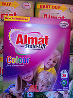 Порошок бесфосфатный для стирки детского цветного белья Almat Color 25 стирок