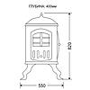 Декоративная печь 'Дворцовая' EM-5121, фото 2