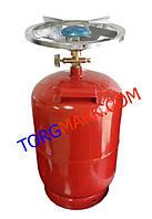 Газовый комплект Пикник Italy RUDYY Rk-5 12 литров