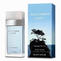 Женская туалетная вода Light Blue Dreaming in Portofino Dolce&Gabbana - чистый, свободный аромат!