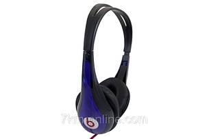 Наушники Beats by Dr. Dre Tour MD-801 Синие, фото 2