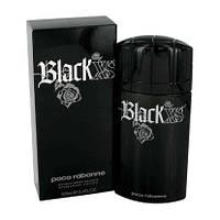 Мужская туалетная вода Black XS Paco Rabanne (Блек ХС) - парадоксальный безудержный аромат!
