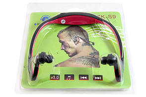 Bluetooth наушники mp3 sport, фото 2