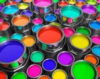 Краски, красители, растворители
