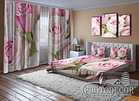 """Фото Комплект для спальни """"Королевские розы"""""""