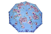 Зонт складной Венеция в цветы