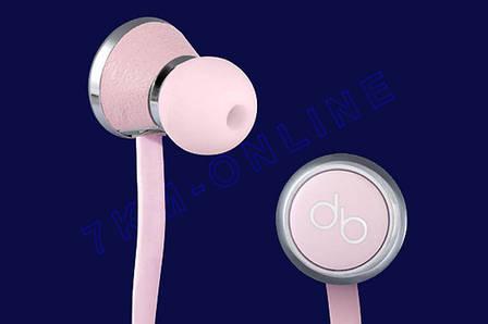 Наушники Monster Diddybeats Розовые *2011005463 [5550] + ПОДАРОК: Настенный Фонарик с регулятором BL-8772A, фото 2