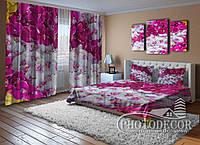 """Фото Комплект для спальни """"Ковер из орхидей"""""""