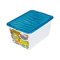 Ящик Wow для игрушек на 15 литров серия Z-Box