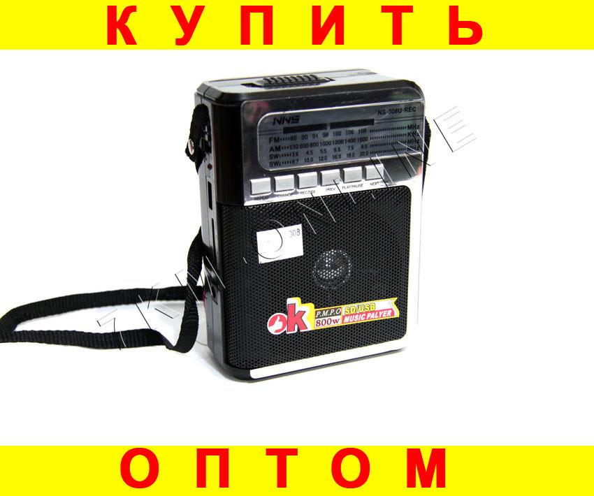 Радио приемник NNS-308U-REC