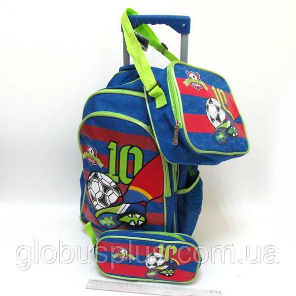 Детские рюкзаки на колесах с пеналами reebok рюкзак g tab pckt bkp1