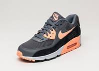 Мужские кроссовки Nike Air Max 90 Essential Grey/Glow/Platinum