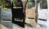 Мужские укороченные носки в сетку б/шва тм Монтекс