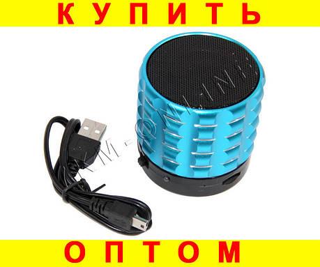 Портативный мини-динамик S-18 Bluetooth (TF+радио) , фото 2