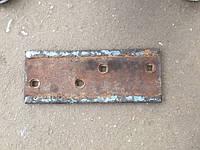 Доска полевая плуга широкая ПЛЖ-51.301
