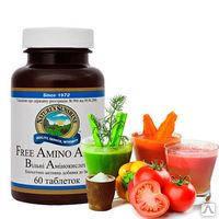 Свободные аминокислоты /  Free Amino Acids