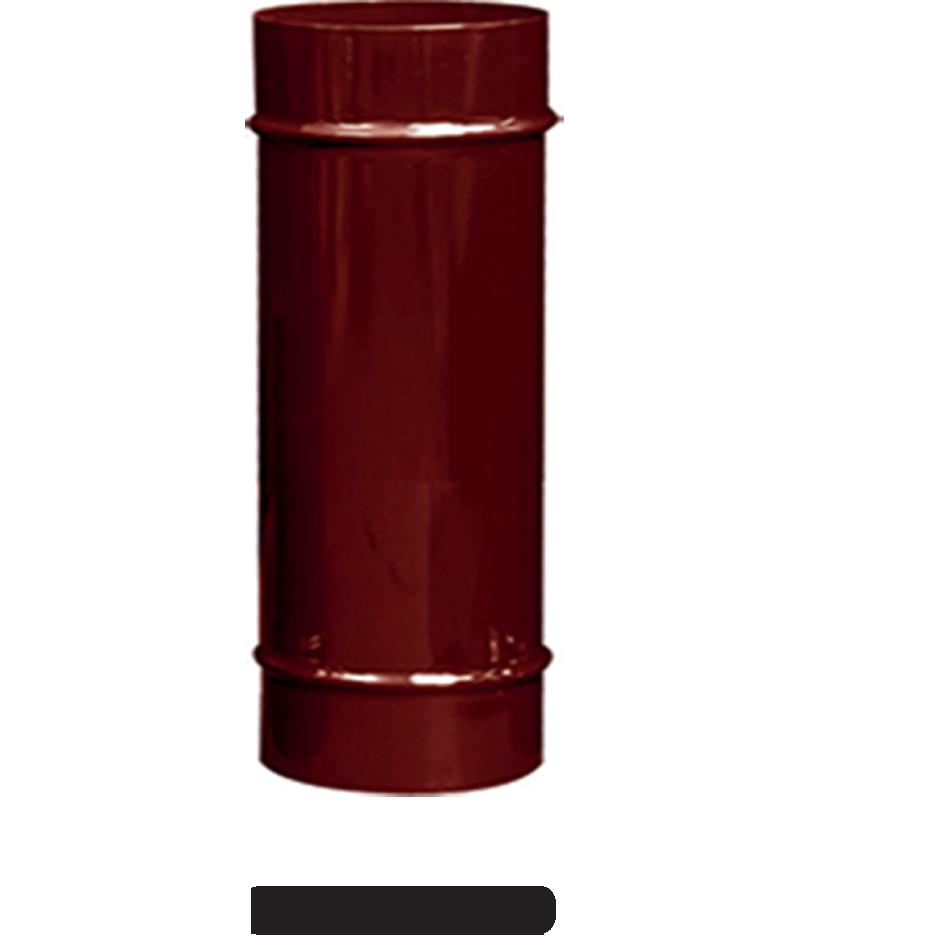 Труба димохідна ф130 0,5 м