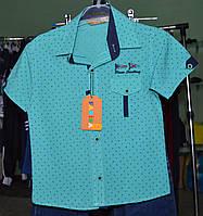 Рубашка с коротким рукавом детская